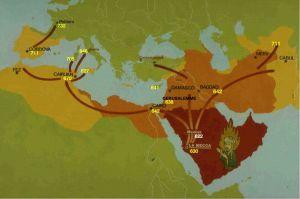 espansione-islamica-vii-x