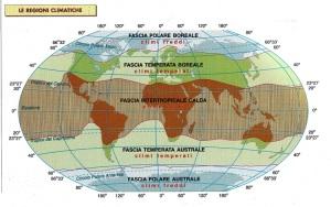 Le+regioni+climatiche+(planisfero)